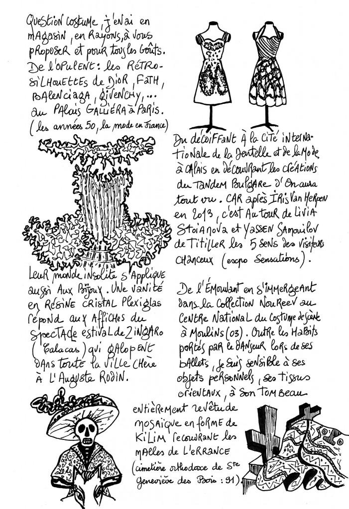 Chronique(s) n°45 du Mauvais Œil de Dominique Laronde