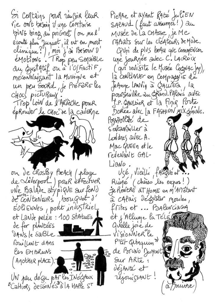 Chronique(s) n°46 du Mauvais Œil de Dominique Laronde