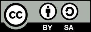 Creative Commons Attribution - Partage dans les Mêmes Conditions
